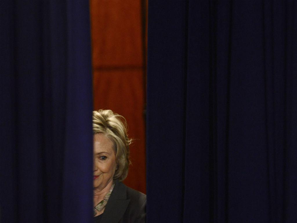 Hillary Clinton (EPA/JUSTIN LANE)