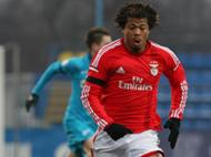 Hildeberto (Foto: site oficial do Benfica)
