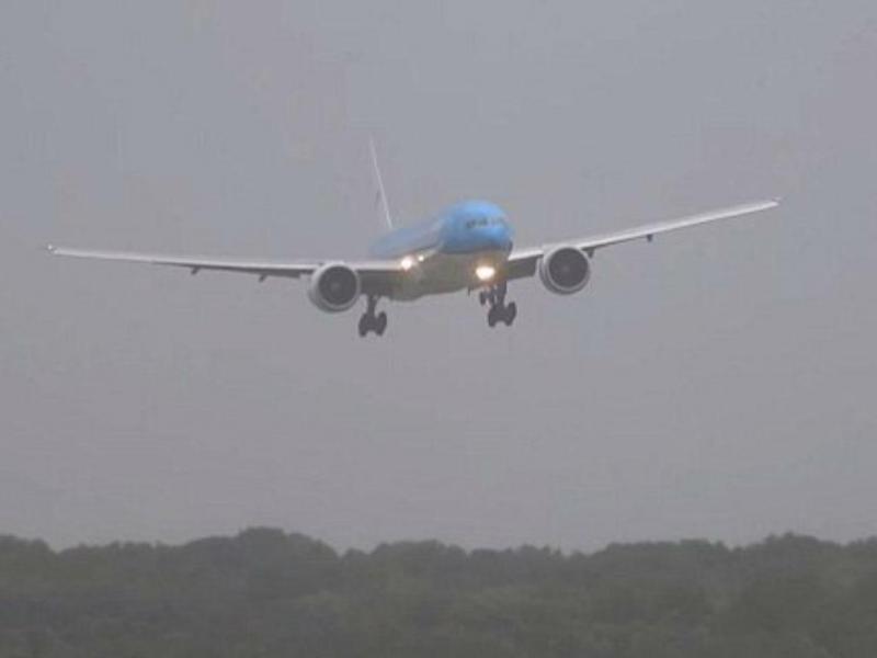 Avião da KLM