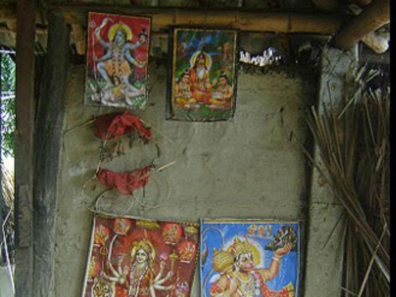 Rapaz nepalês morre em alegado sacrifício humano  (Foto: CNN)
