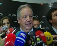 Luís Duque felicita Pedro Proença e pede união aos clubes