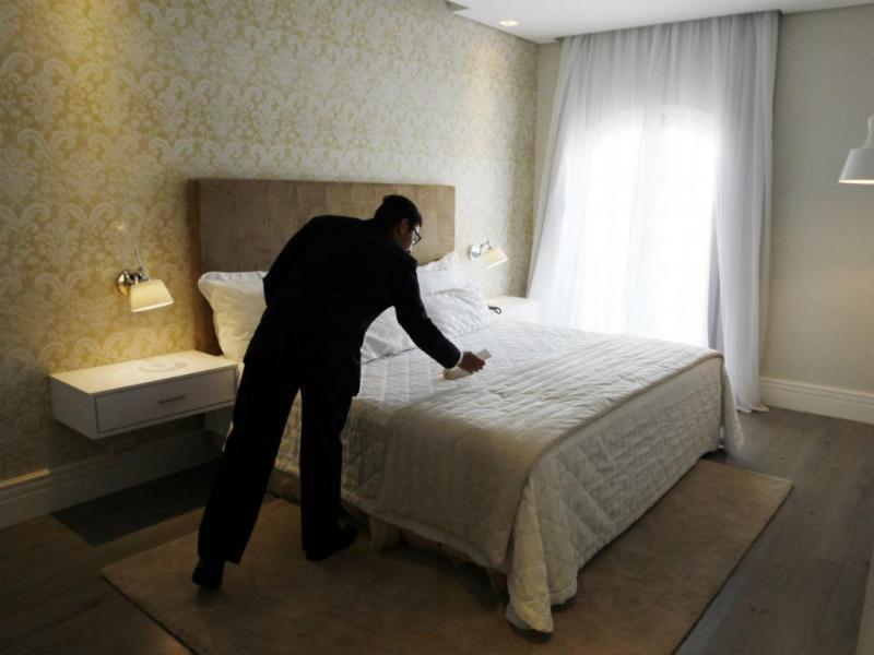 Quarto de hotel (REUTERS)