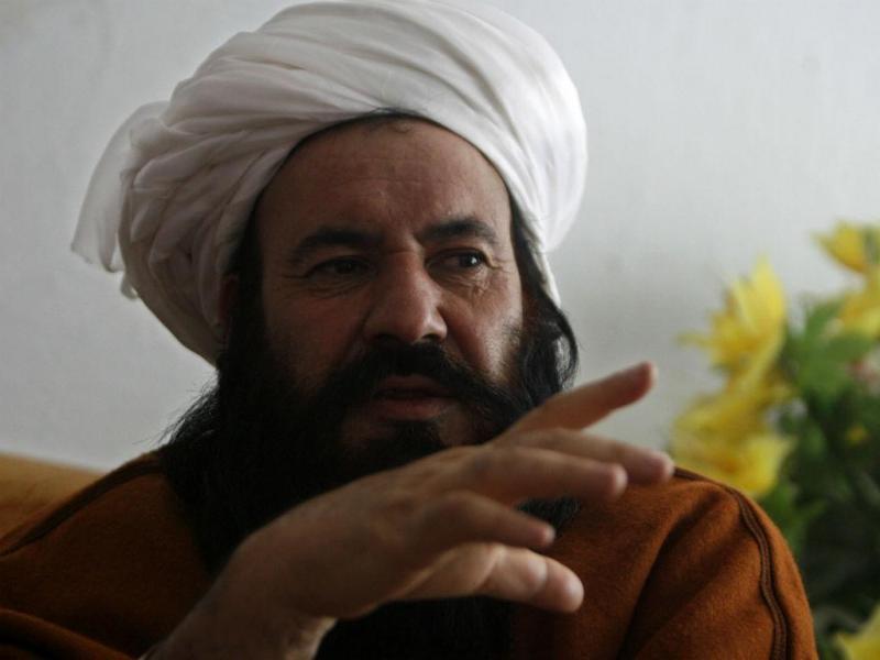Mullah Omar (REUTERS)