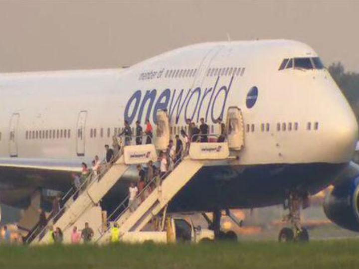 Avião da British Airways desviado por ameaça de bomba (Imagem AirLive.net)