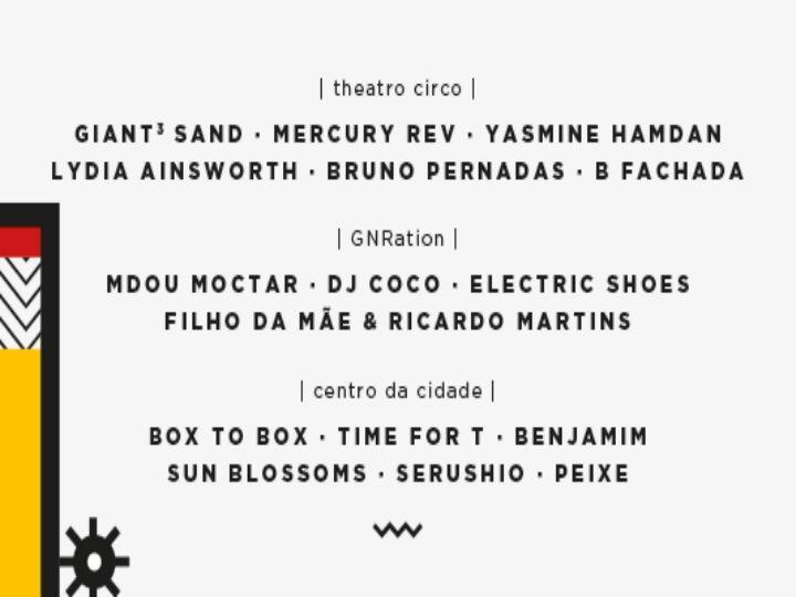 Cartaz do Festival para Gente Sentada [foto: Facebook]