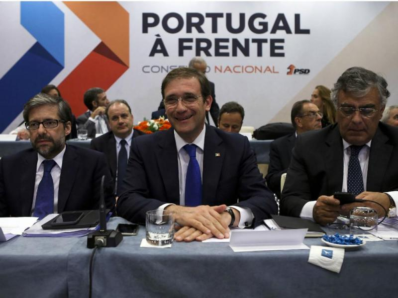 Conselho nacional do PSD [José Sena Goulão/Lusa]