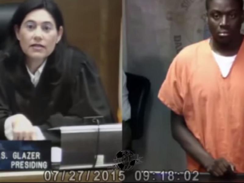 Juíza tem novo reencontro surpreendente em tribunal