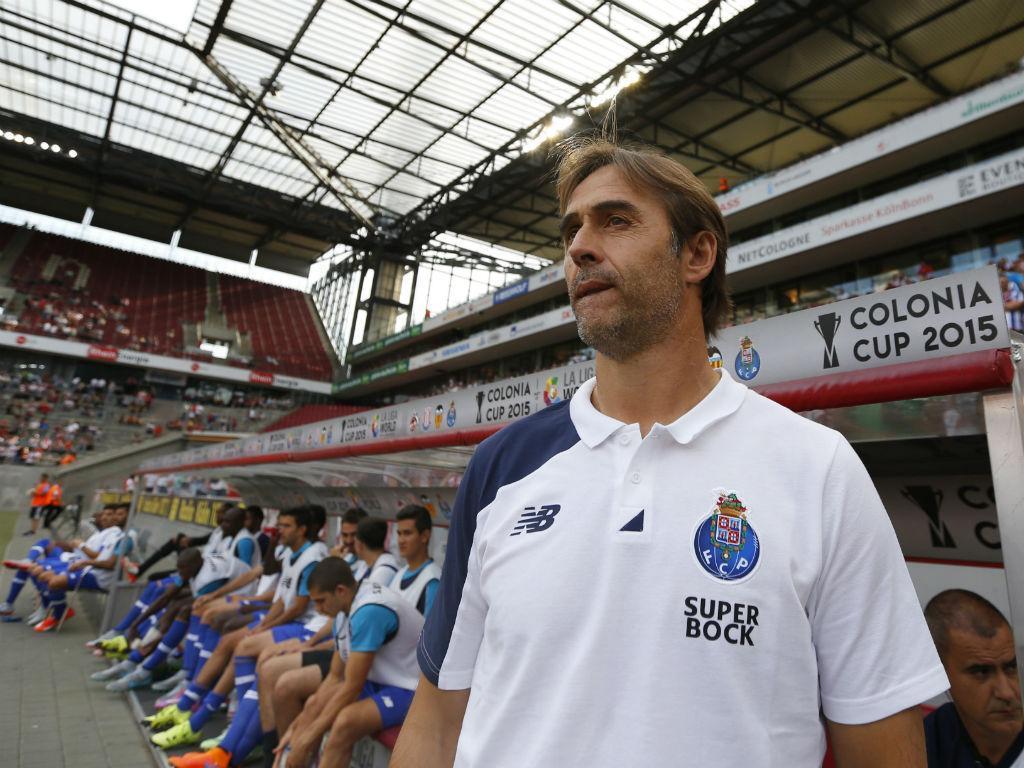 Colónia Cup: FC Porto-Valencia (Reuters)