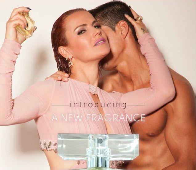 irm de cristiano ronaldo lan a perfume