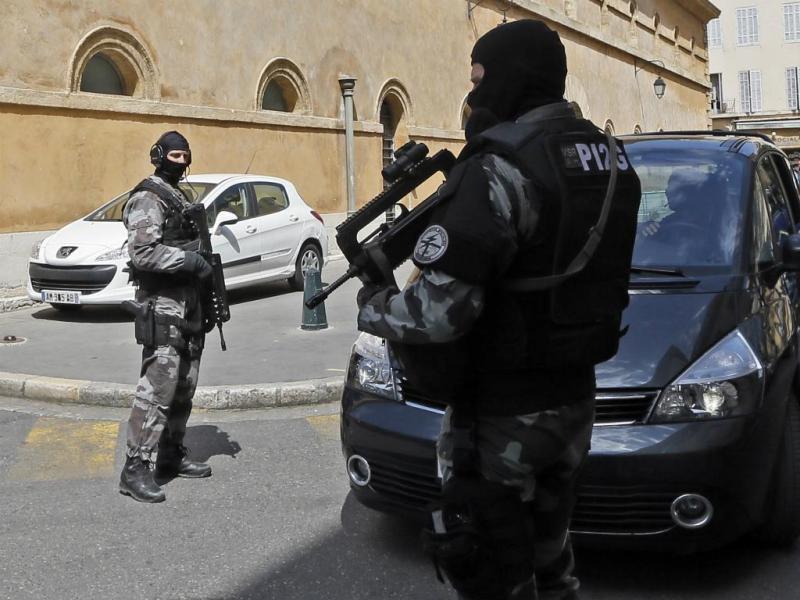 Polícia italiana [Reuters]