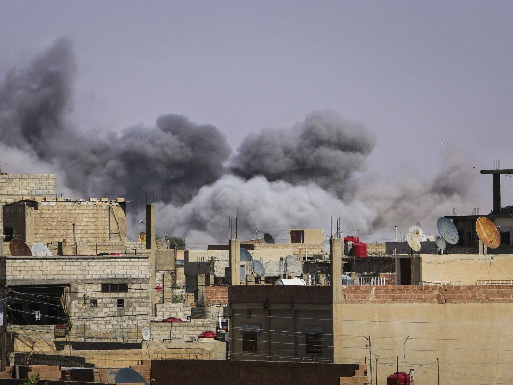 Síria (REUTERS)
