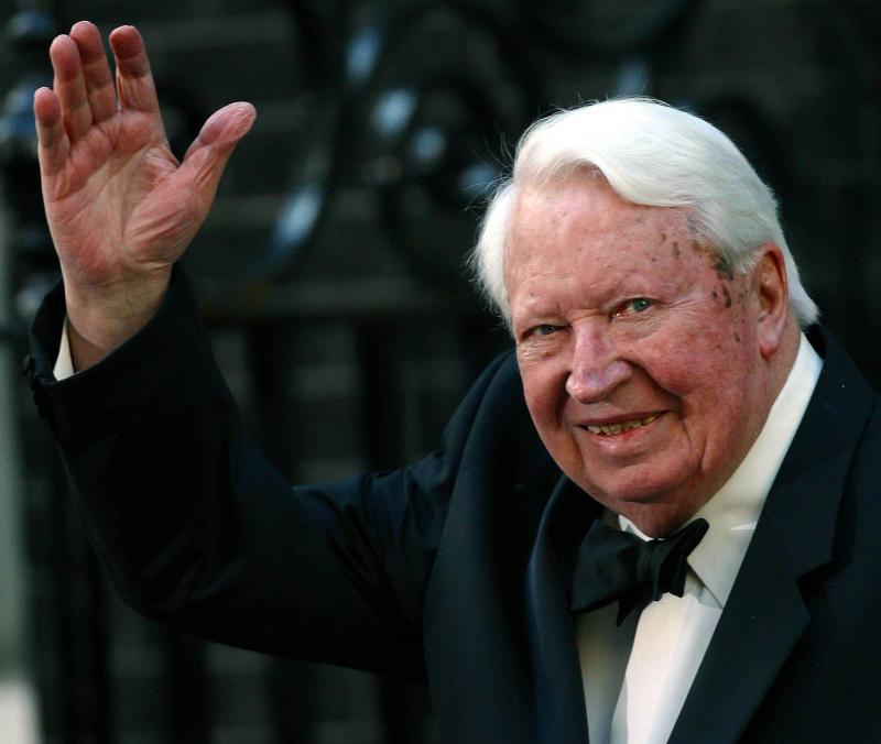 Edward Heath  (REUTERS)