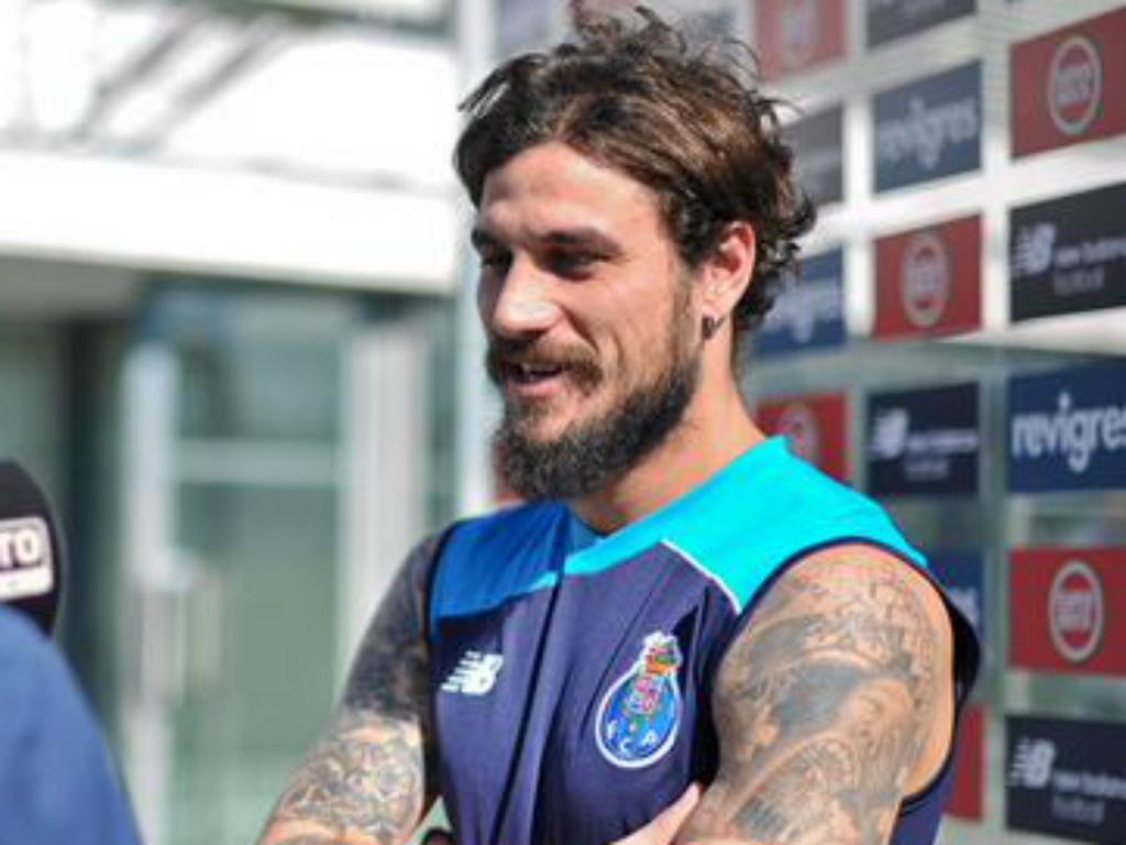 Osvaldo FC Porto