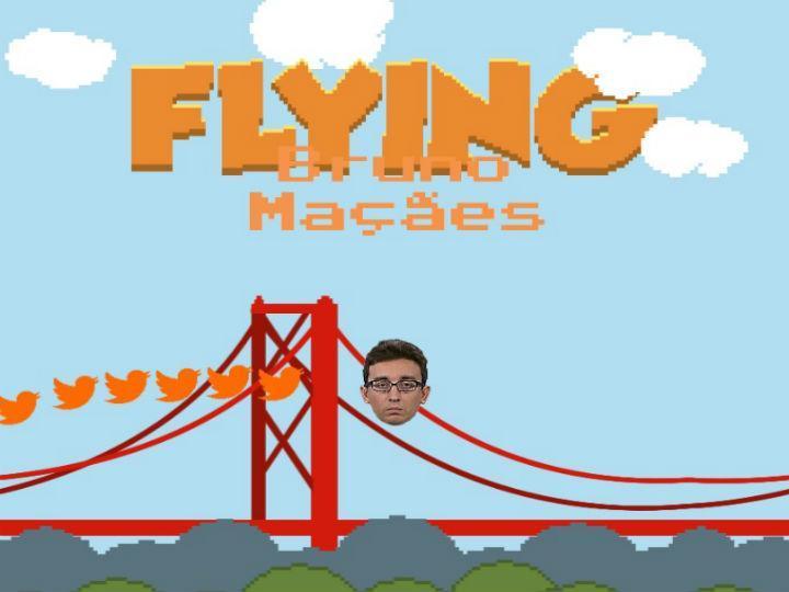 Flying Maçães: secretário de Estado é o protagonista de um novo jogo inspirado no Flappy Bird