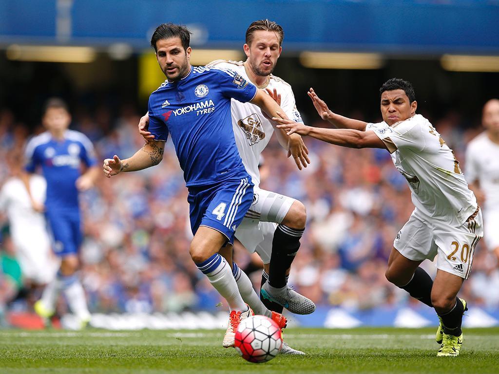 Chelsea-Swansea (Reuters/ Eddie Keogh)