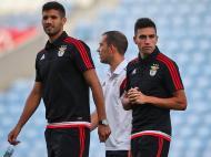 Benfica (LUSA/ José Sena Goulão)
