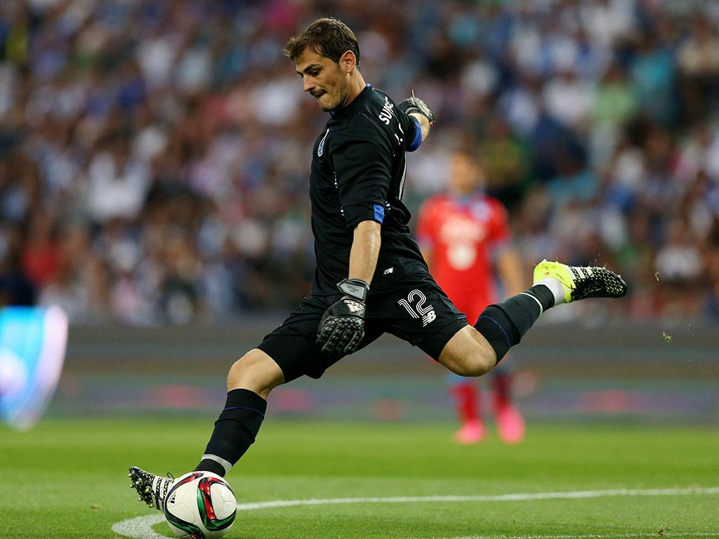 Casillas (LUSA/ Estela Silva)