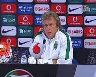 «Jogadores do Sporting não estão muito habituados por enquanto a muitas finais»