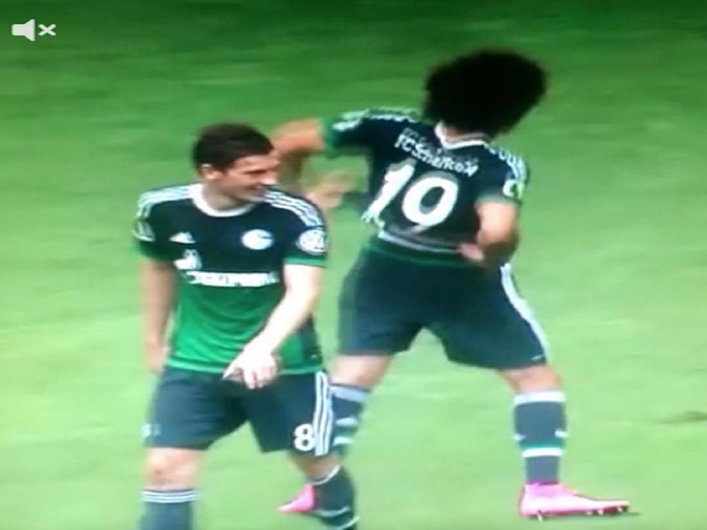 Incrível: veja o que Di Santo fez na estreia pelo Schalke 04