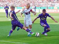 FC Nottingen-Bayern Munique (Lusa)