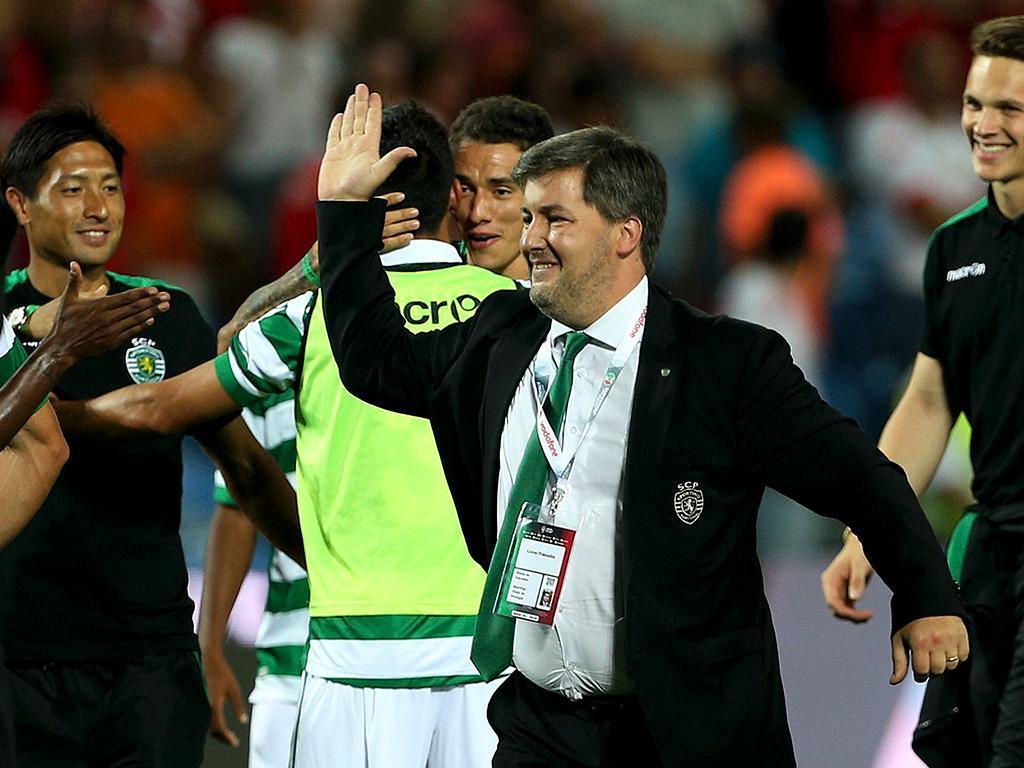 Bruno Carvalho(LUSA/ José Sena Goulão)