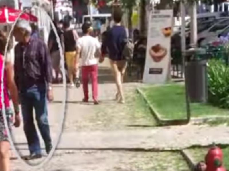 Vídeo mostra como os liboetas tratam homossexuais na rua