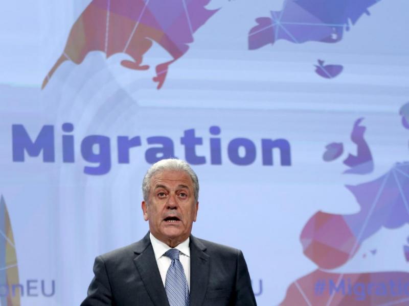 Dimitris Avramopoulos (Reuters)