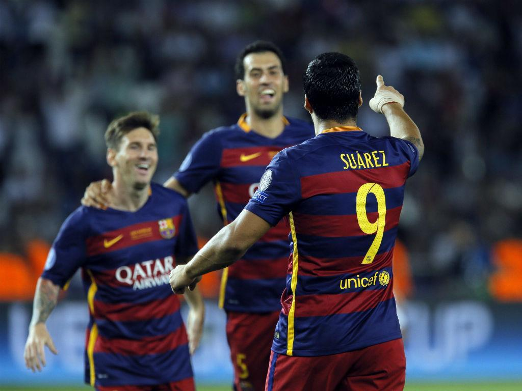 Barcelona vence Sevilha