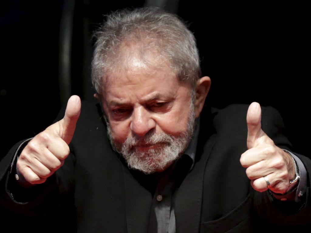Lula da Silva (REUTERS/Ueslei Marcelino)