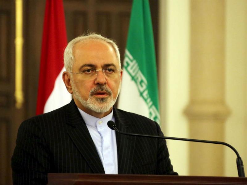 Mohammad Javad Zarif, ministro dos Negócios Estrangeiros iraniano (REUTERS/Aziz Taher)