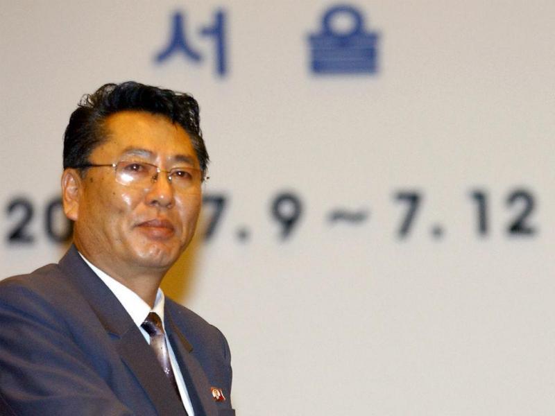 Choe Yong Gon, vice-primeiro-ministro da Coreia do Norte (REUTERS)