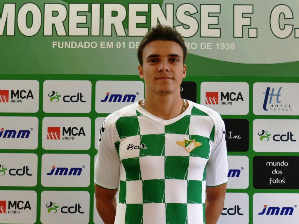 Fábio Palhinha (imagem Moreirense)