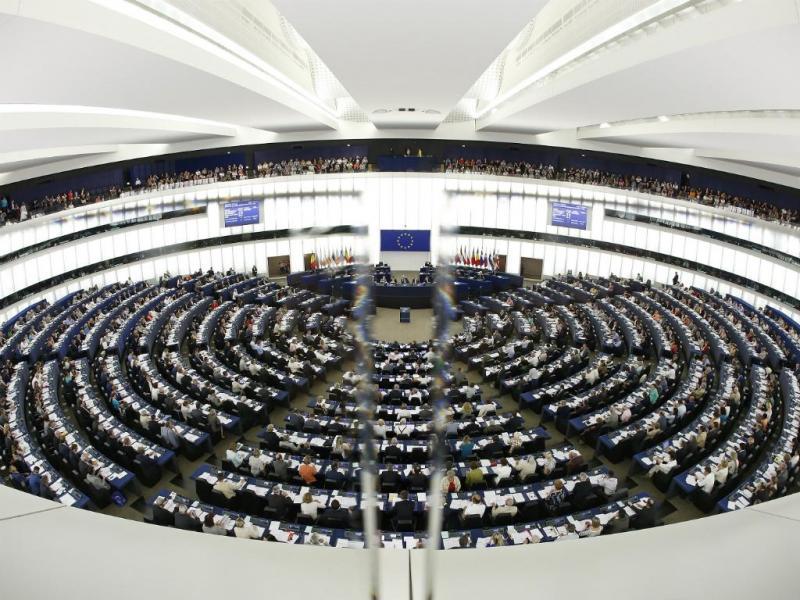 Parlamento Europeu (Reuters)