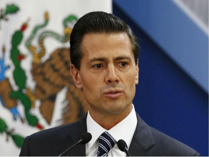 2 - Enrique Peña Nieto, Presidente do México