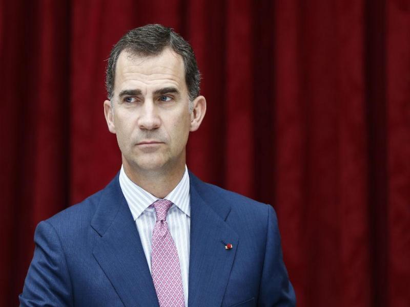 3 - Felipe VI, Rei de Espanha