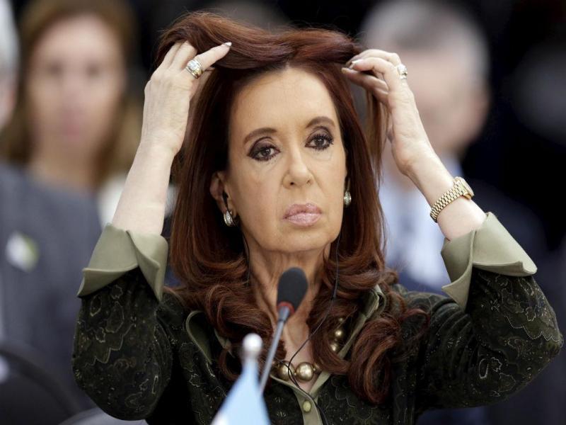 4 - Cristina Kirchner, Presidente da Argentina