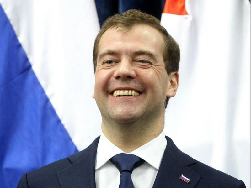 11 - Dmitry Medvedev, Primeiro-ministro da Rússia
