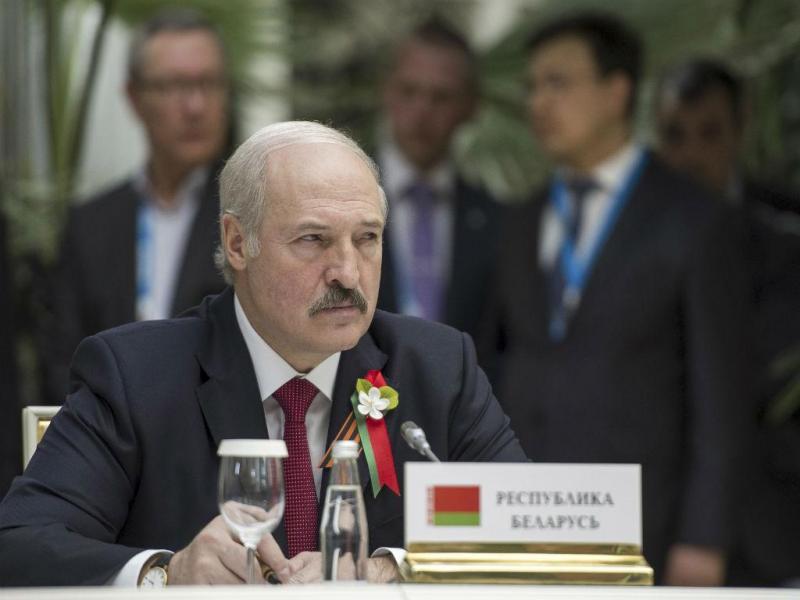 14 - Alexander Lukashenko, Presidente da Bielorrússia