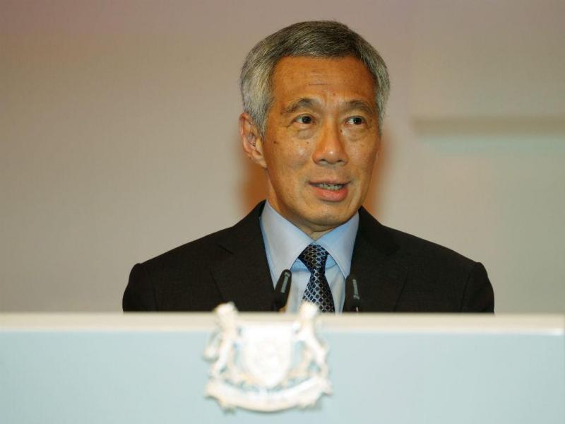 16 - Lee Hsien Loong, Primeiro-ministro de Singapura