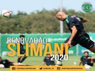 OFICIAL: Slimani renova até 2020