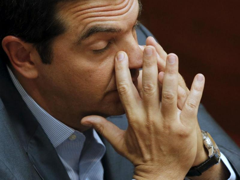 Alexis Tsipras [Reuters]
