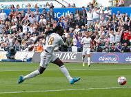 Swansea-Newcastle (Reuters)