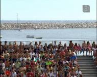 Futebol de praia: Sp. Braga e Sporting decidem título nacional