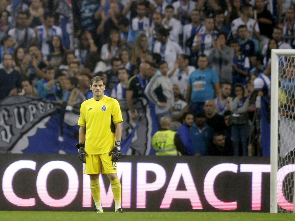 Casillas (REUTERS/ Miguel Vidal)