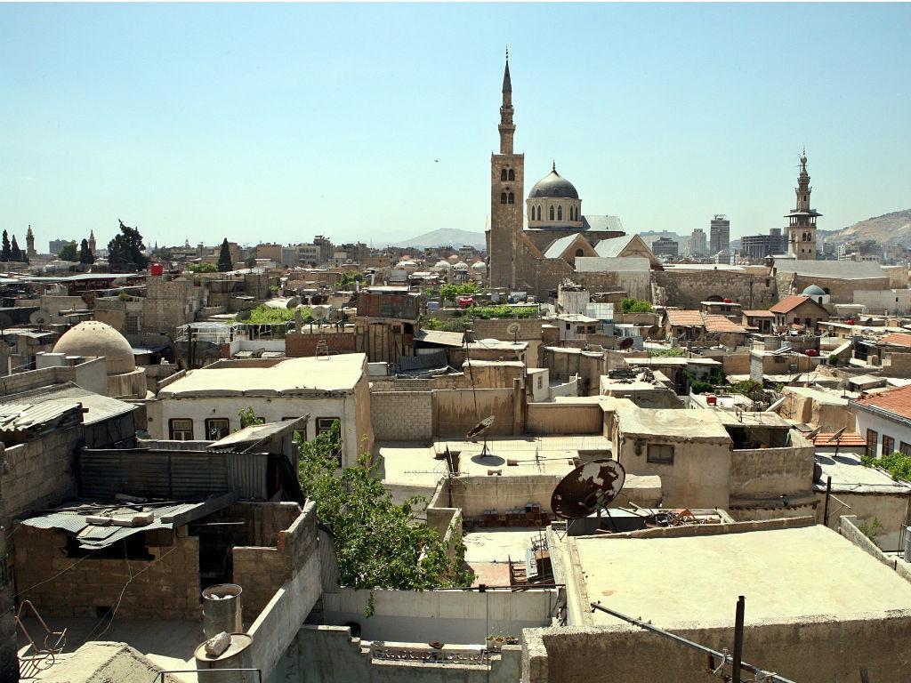 140. Damasco, Síria