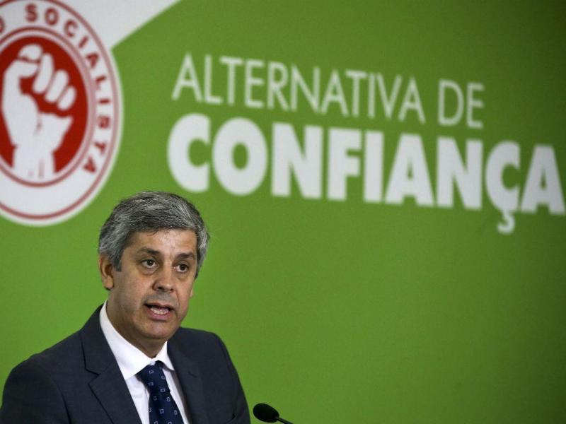 Mário Centeno [Foto: Lusa]