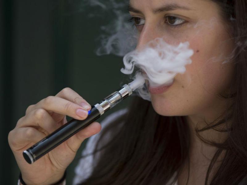 Cigarro eletrónico (Reuters)