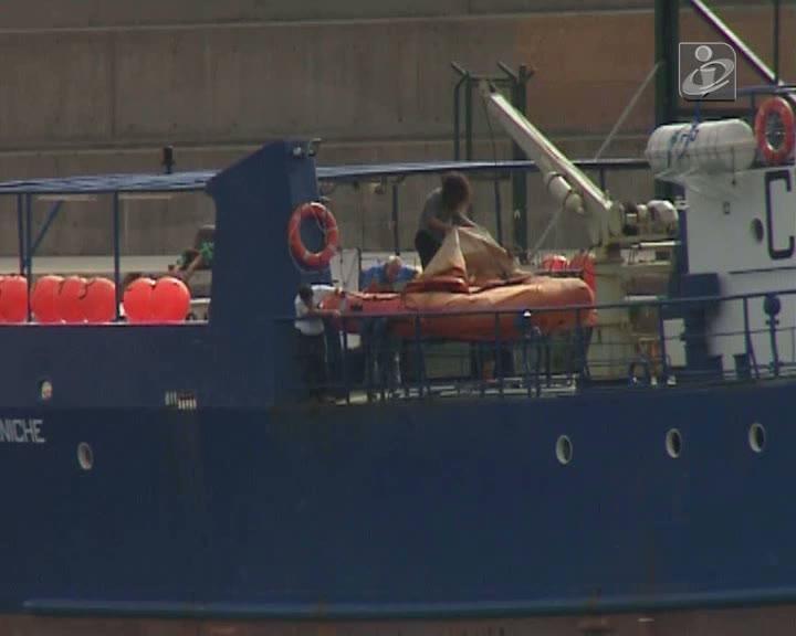 PJ apreende 1400 quilos de cocaína no mar da Madeira