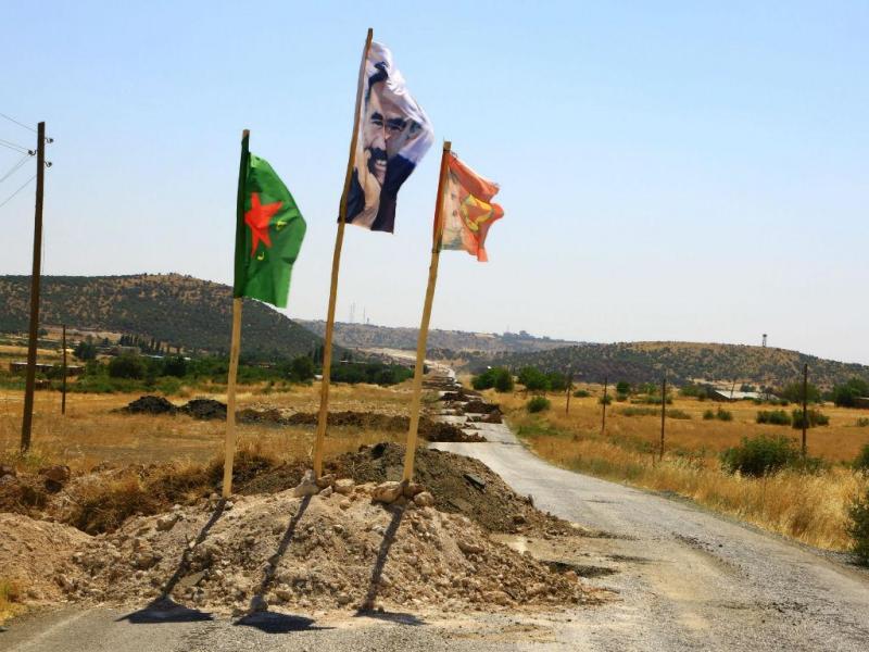 PKK (Lusa/EPA)