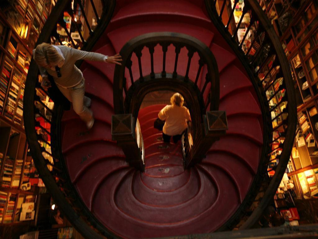 Livraria Lello, Porto (Reuters)